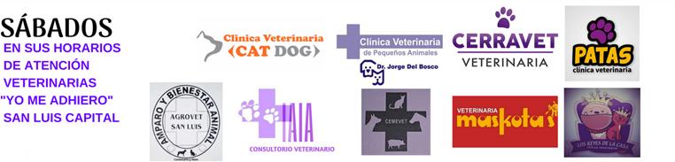 campaña antirrabica masiva y gratuita - Veterinarias privadas adheridas